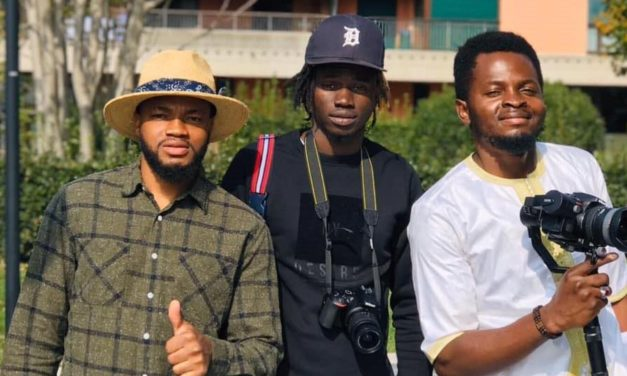 #Interview avec le group AfroBissa ||FasoFashionTV