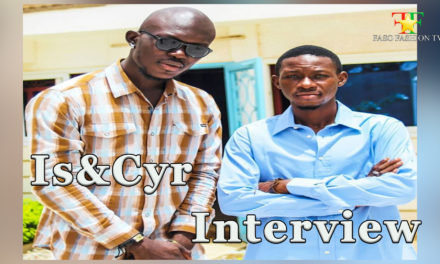 Interview avec duo Is&Cyr