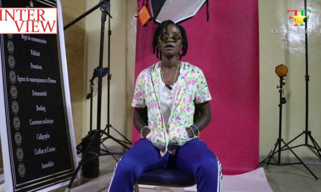 Imelda 226 L'amazone du rap féminine Burkinabé