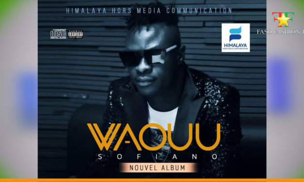 [Album Track] «Waou» le nouvel album de Sofiano Le Chaoo