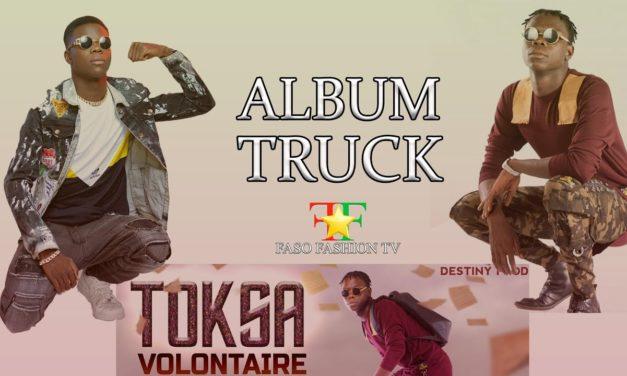 [Album Track] Toksa: En savoir sur son album «Volontaire»