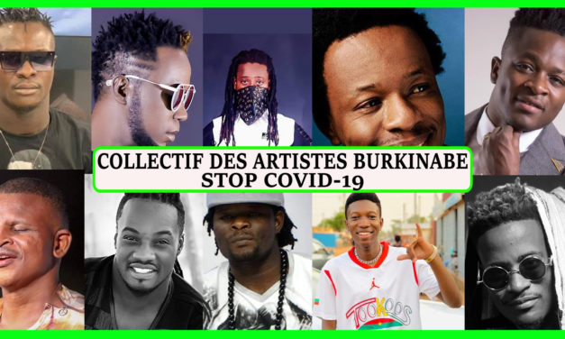 Collectif Des Artistes Burkinabé – Stop Covid-19