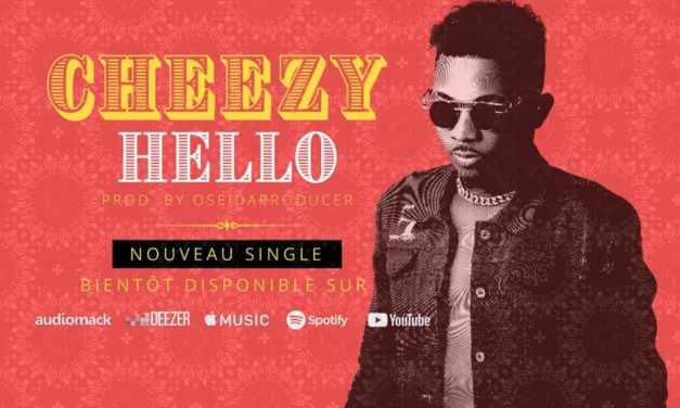 Cheezy _ Hello (Audio Officiel)